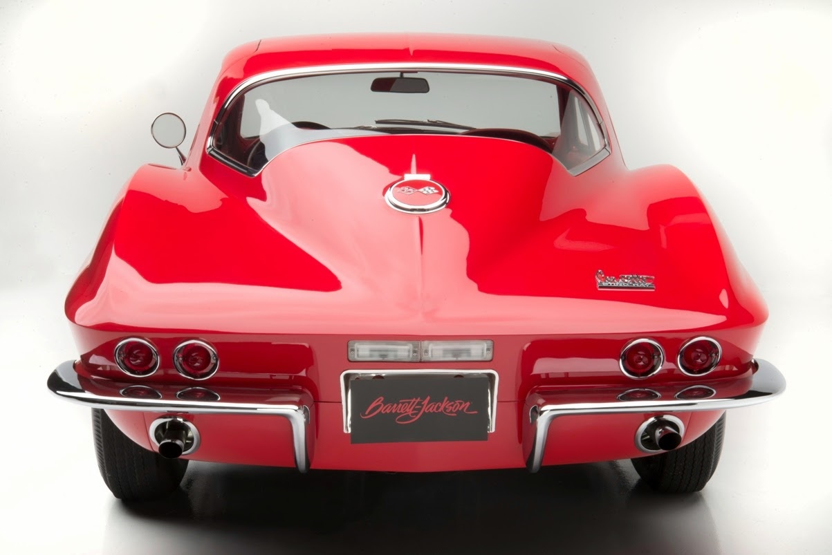 Cooper Corvettes   C2 – Second Generation (1963 – 1967)